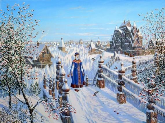 Vsevolod Ivanov, Anastasia
