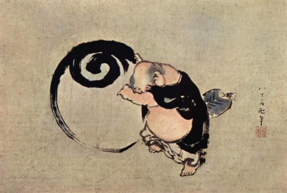 Hokusai, Hotei