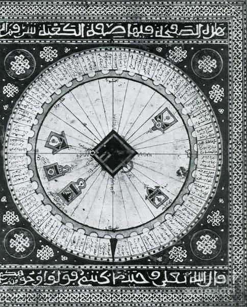 mecca-center-of-the-world-arabic-atlas-photo-researchers