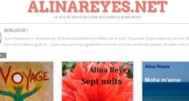AlinaReyes.net : mon site d'édition numérique