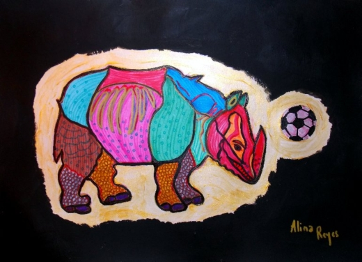 rhinoballeur,