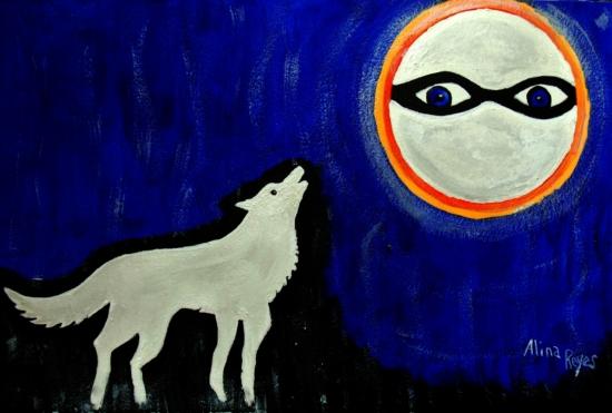 loup blanc loup noir,
