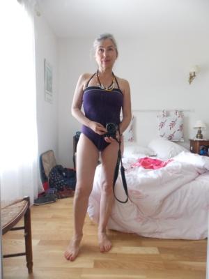 autoportrait dans le miroir, 18 août 2015