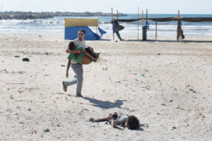 enfant-gaza-plage-tue-israel