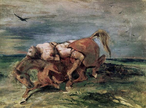 Mazeppa Delacroix