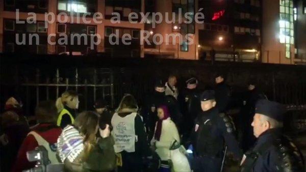 evacuation camp roms