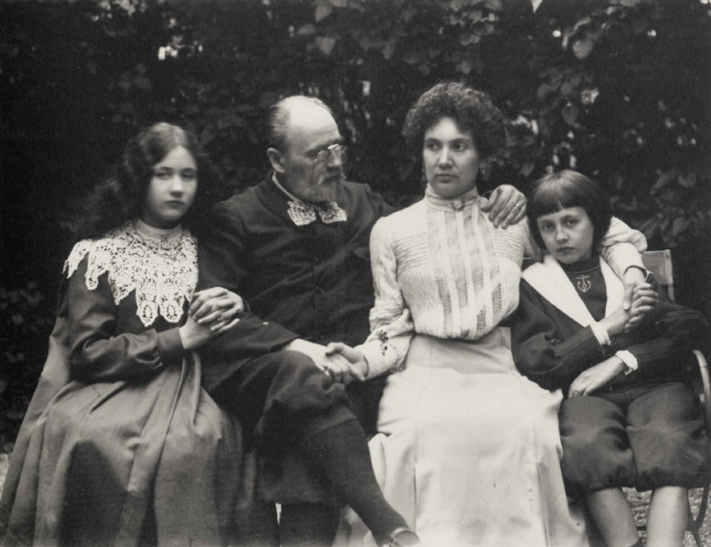 zola famille