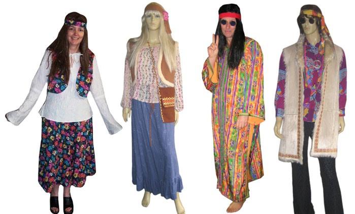 1960s+70s Hippy
