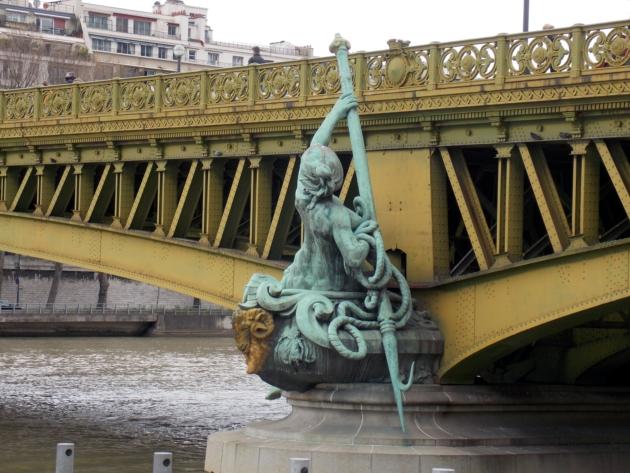paris pont mirabeau