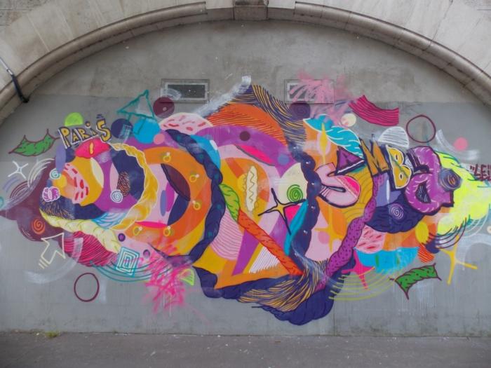 street art paris 13 a