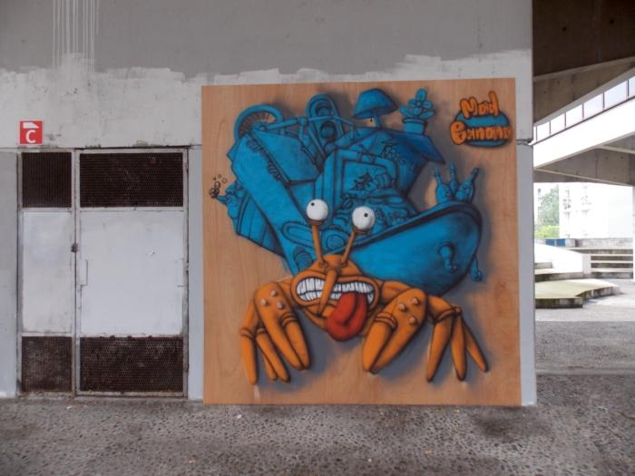 street art paris 13 g