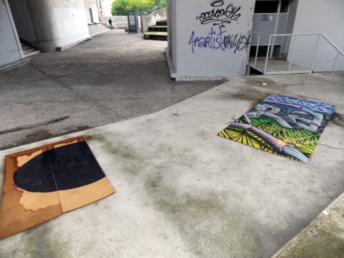 street art paris 13 j