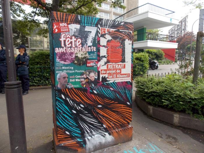 street art paris 13 n
