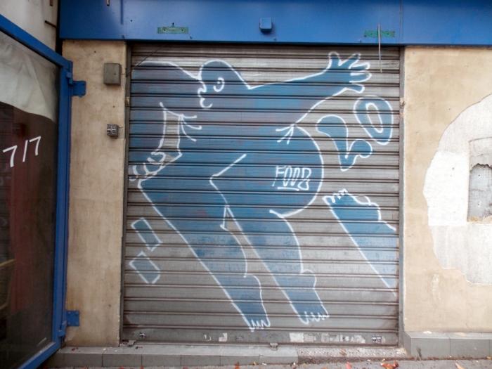 street art paris 13,