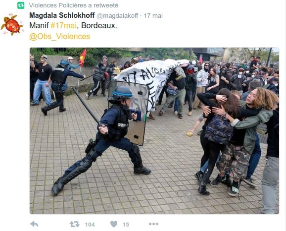 violences policieres