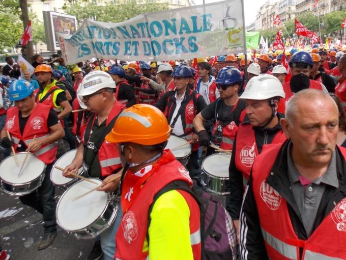 manif loi travail 14 juin 19