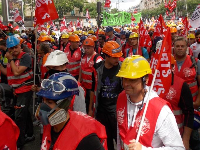 manif loi travail 14 juin 20