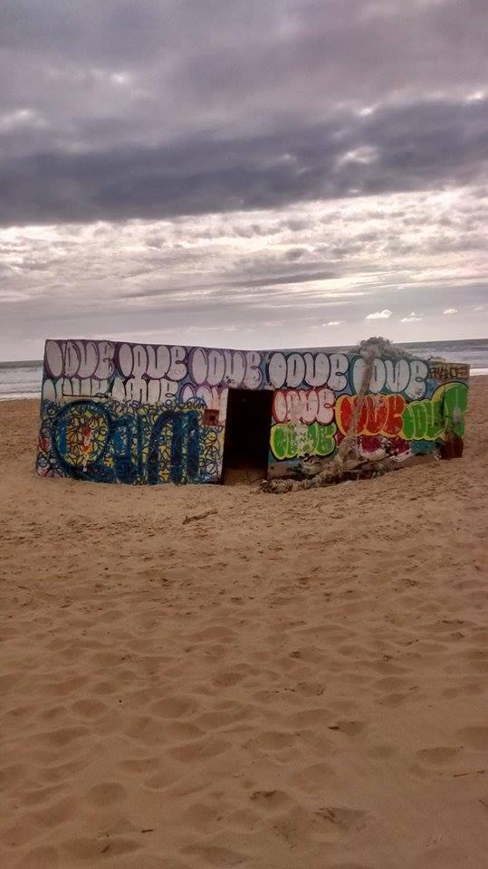 bunker graffé 3
