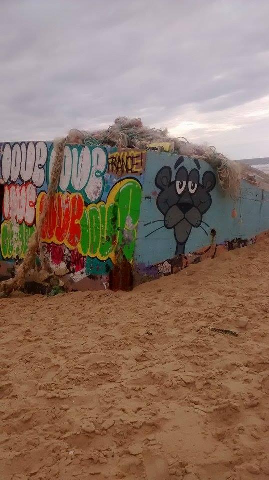bunker graffé 4