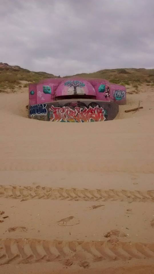 bunker graffé 6