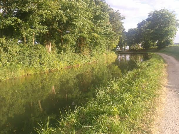 canal retour beckett