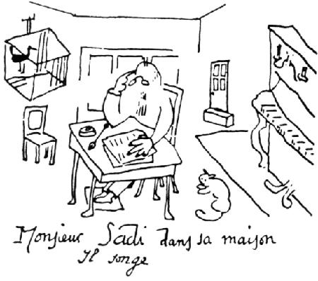 erik satie lettre à cocteau 1917