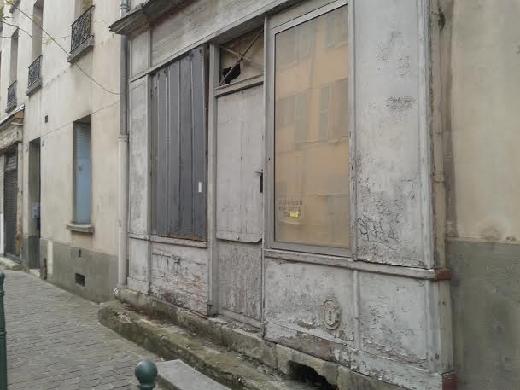 façade avant chez satie