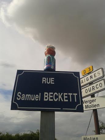 mme terre rue samuel beckett