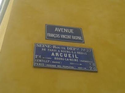 plaque mur satie
