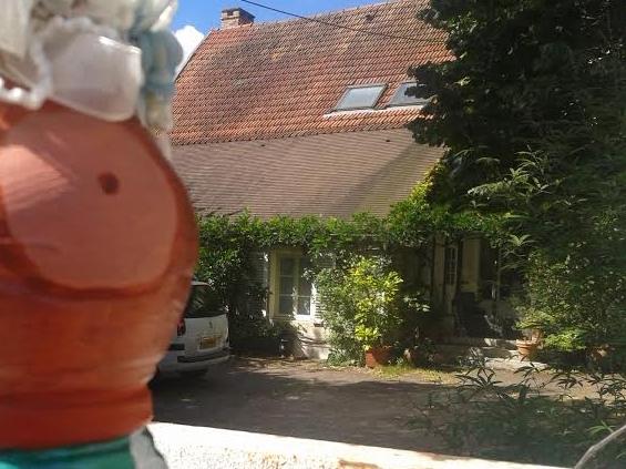 le gros tilleul, maison de fernand leger