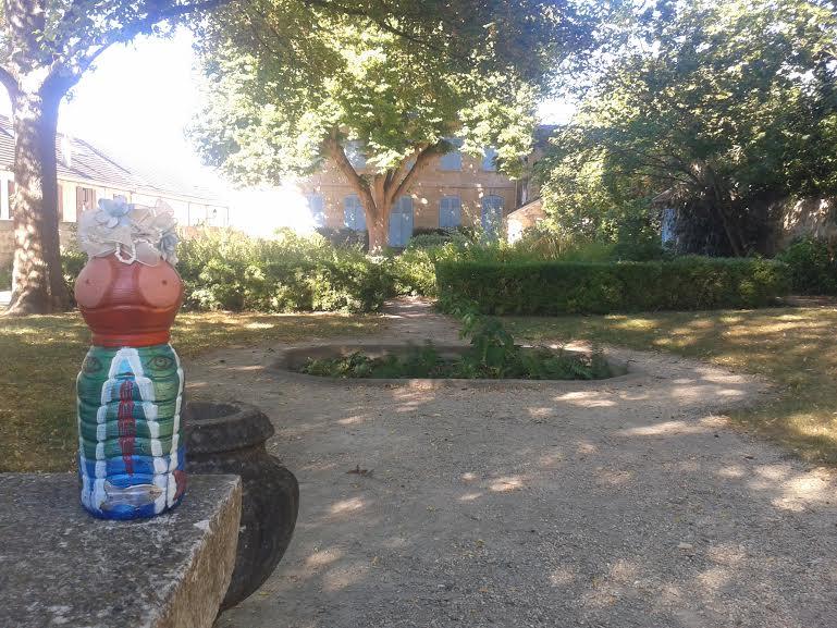 mme terre dans le jardin de bernardin de st pierre