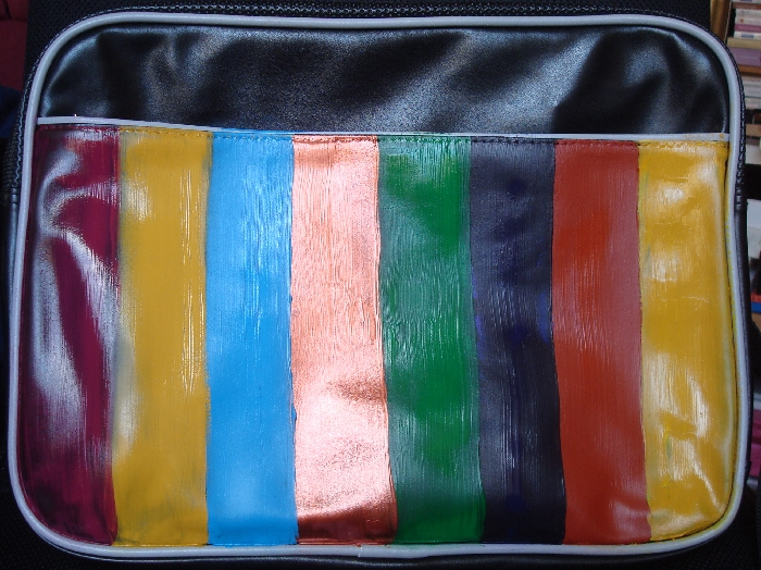 mon sac peint