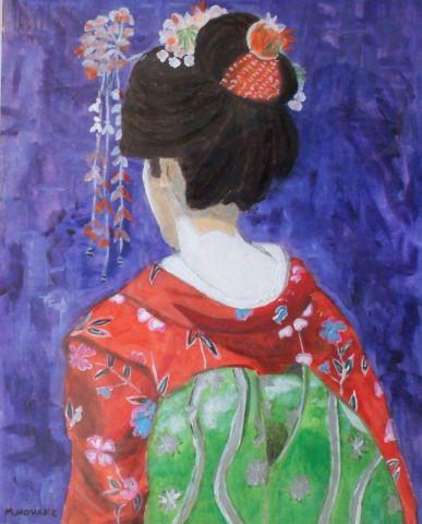 NOVAKE MORO - Japonaise