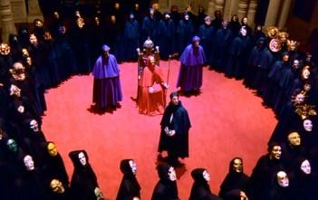 "image du film de Kubrick ""Eyes Wide Shut"""