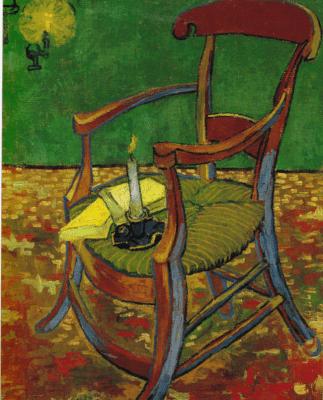 van gogh fauteuil gauguin-min