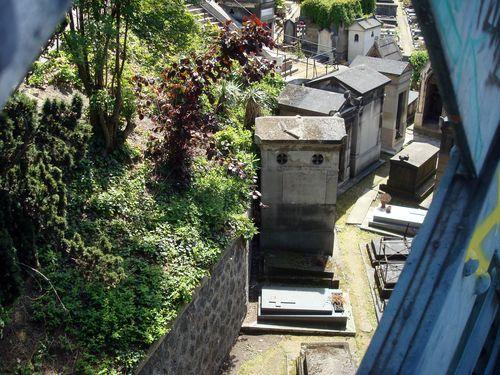 du pont du cimetière montmartre