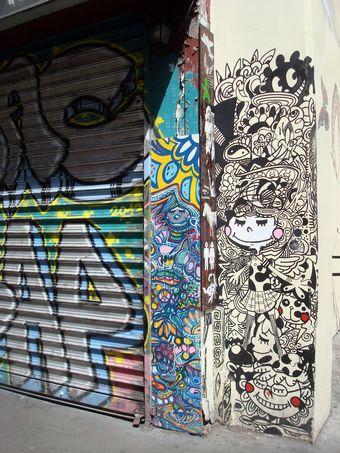 street art 18e
