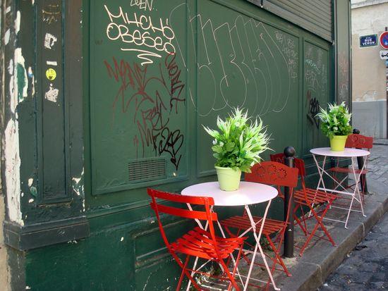 street art café 18e