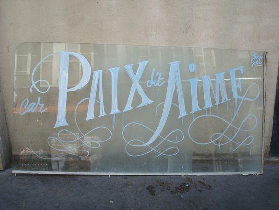 street art carpe diem