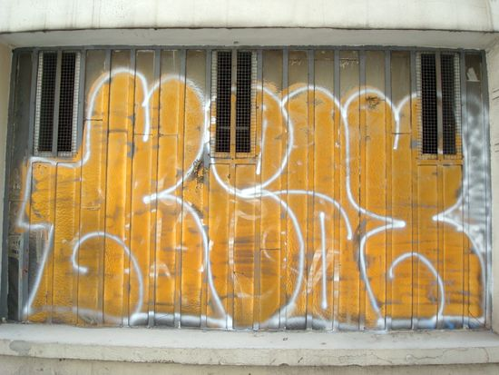 street art graff