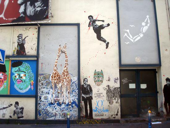 street art jef aerosol