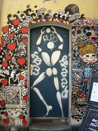 street art mesnager