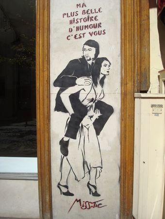 street art misstic,