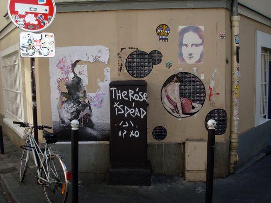 street art mur