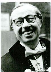 Jean Guéhenno-Académicien