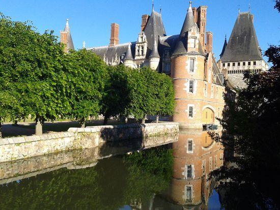 megalithes de changé 23 château de maintenon