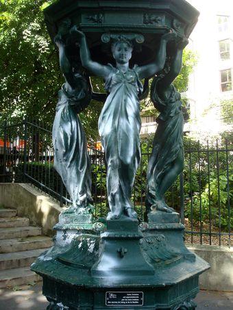 vu dans la rue 29 fontaine wallace