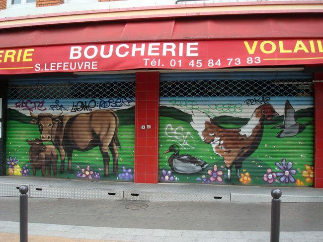 rue 5 boucherie