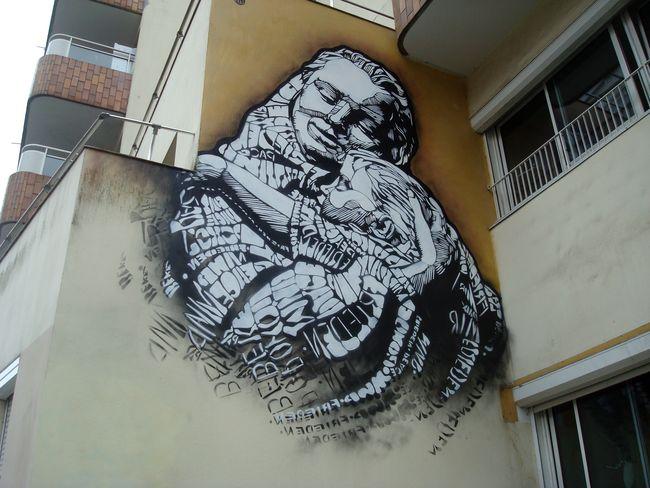 rue 7 fresque