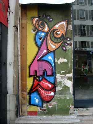 rue yeux